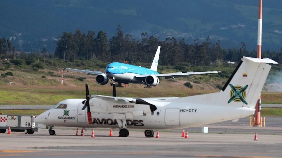 Unicef anuncia acuerdo con grandes aerolíneas para entregar vacunas contra COVID-19 - Foto de EFE