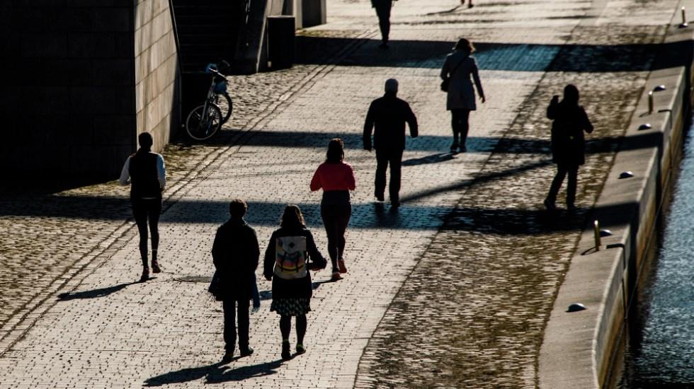 El gobierno alemán alerta de un empeoramiento en las cifras de contagio - Foto de EFE