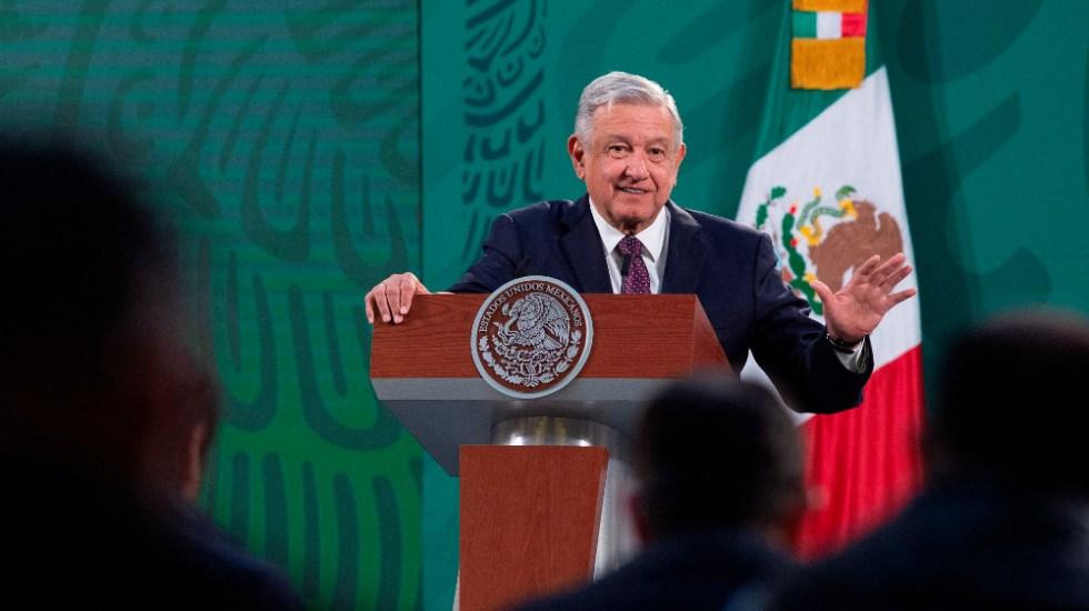 AMLO se hará estudios antes de aplicarse vacuna contra COVID-19 - López Obrador
