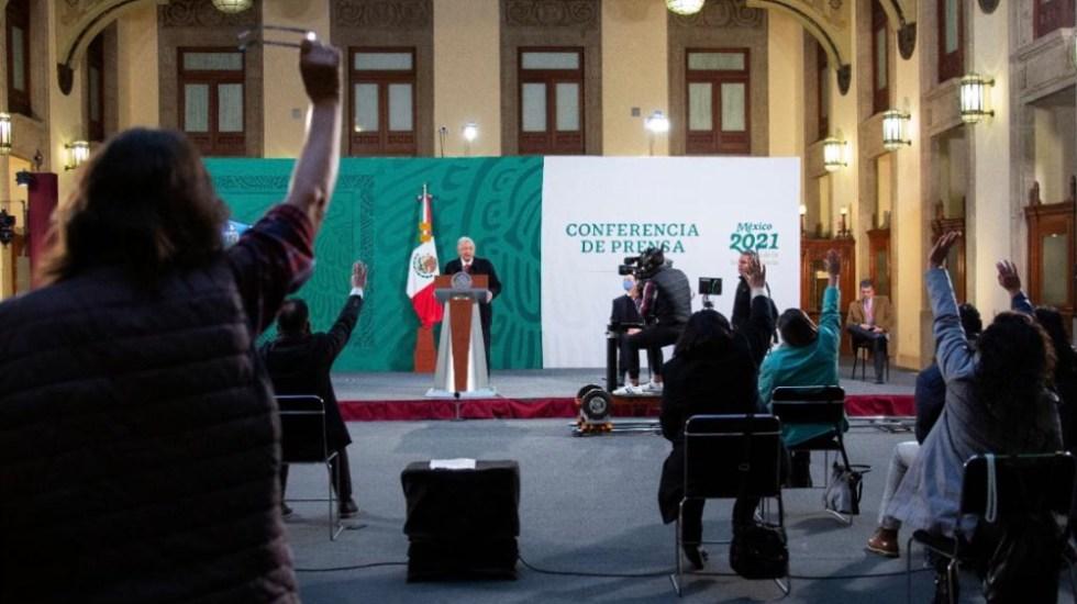 Conferencia matutina López Obrador 30 de abril - AMLO Lopez Obrador conferencia mañaneras