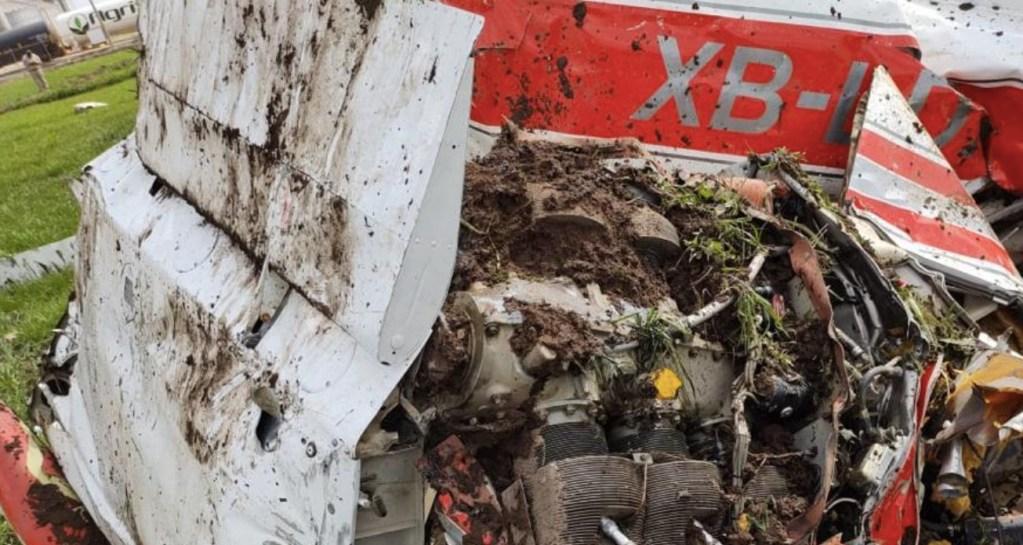 #Video Revelan los últimos momentos de vuelo de avión pequeño en el que murió nieto de 'El Señor de los Cielos' - Foto Especial