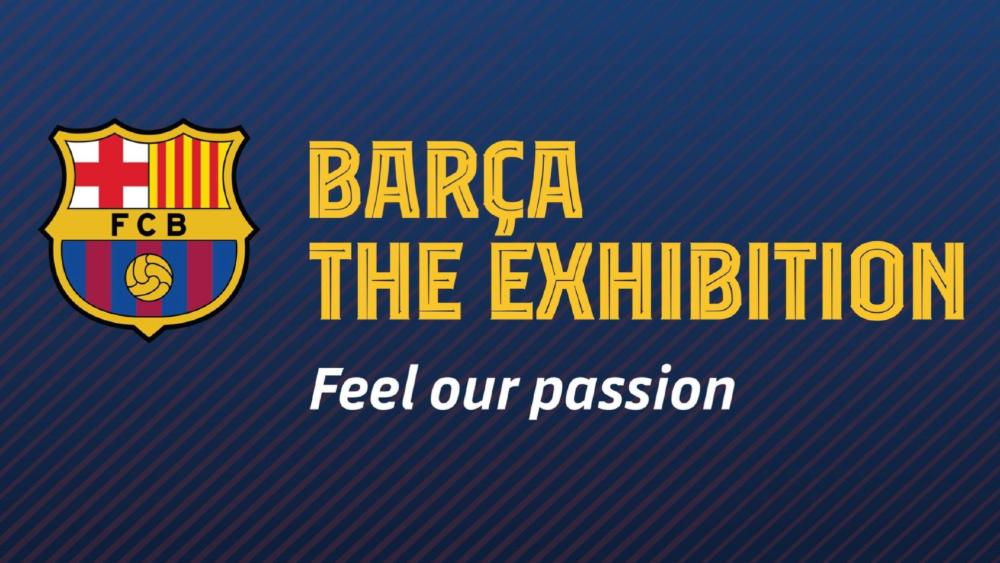 El FC Barcelona pospone su exposición en México para el 2022 - Foto de Barça The Exhibition