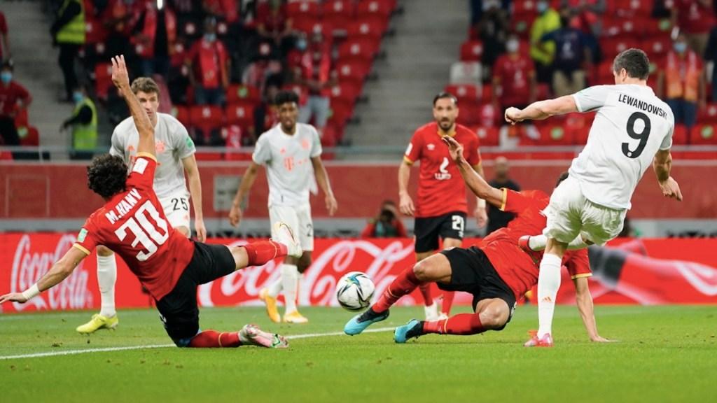 Doblete de Lewandowski pone al Bayern en la final del Mundial de Clubes; enfrentará a Tigres - Foto de @FCBayern