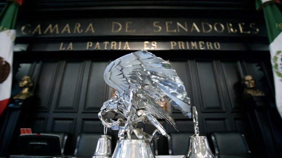 Senado recibirá al presidente de Argentina en sesión solemne - Foto de Twitter Eduardo Ramírez