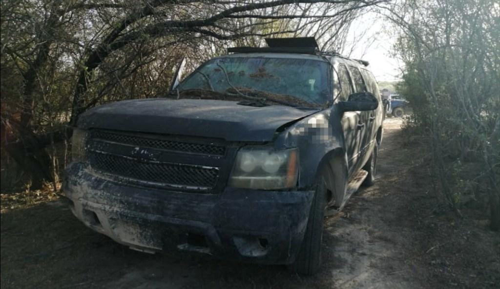 Aseguran vehículos con blindaje artesanal en Tamaulipas - Foto de Secretaría de Seguridad Pública Tamaulipas