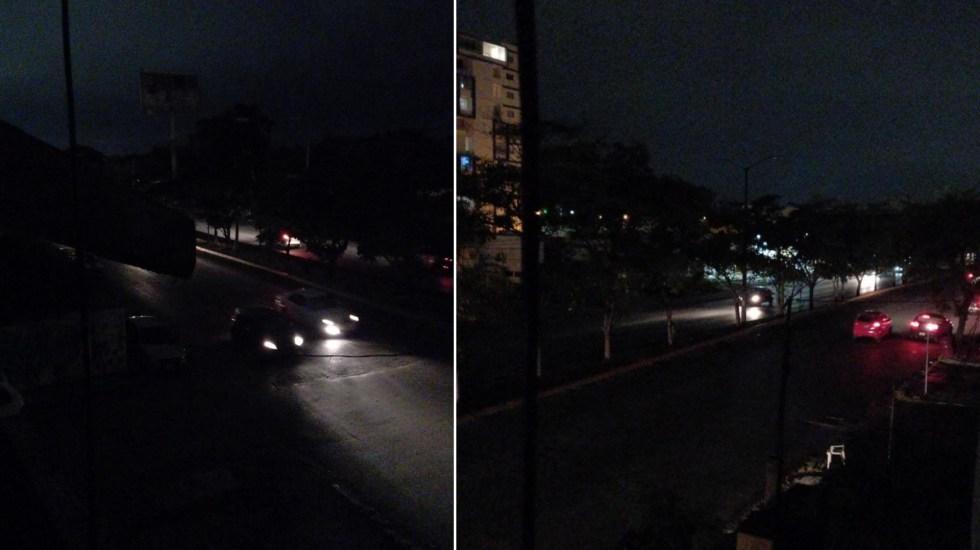 Cortes de energía afectan numerosas zonas en Cancún, Quintana Roo - Cancún Quintana Roo electricidad cortes