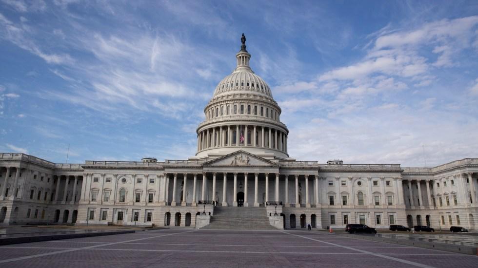 AMLO exhorta a Congreso de EE.UU. para aprobar reforma migratoria - capitolio congreso EEUU