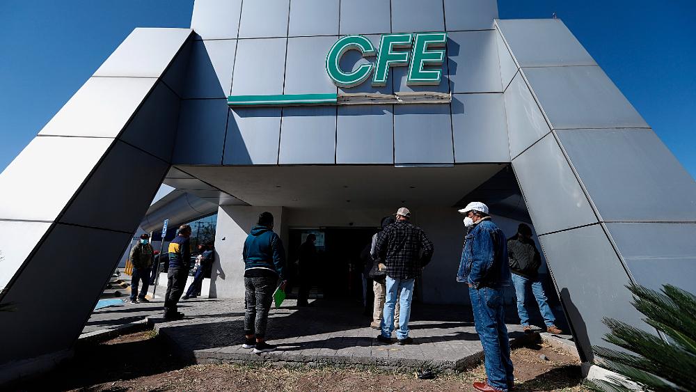 CFE: Si se fortalece no habrá problemas en abasto de energía, asegura AMLO - cfe comision federal de electricidad