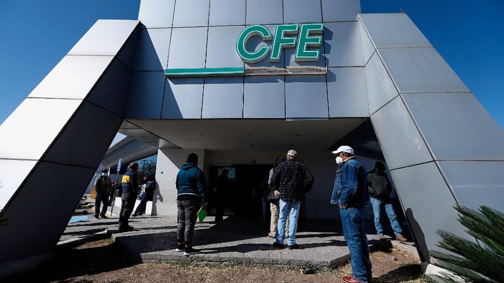 Trabajo a distancia ha permitido reducir impacto en la salud de trabajadores de CFE - Foto de EFE