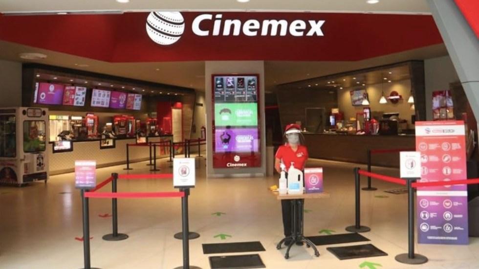Más de la mitad de los cines en México están cerrados y corren el riesgo de cerrar definitivamente - Foto de @porkestendencia
