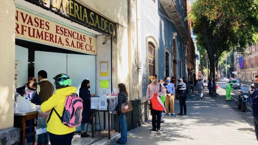 En las últimas 24 horas, se registraron 10 mil 738 nuevos casos de COVID-19 en México; suman 168 mil 432 decesos en total - Foto de ACH