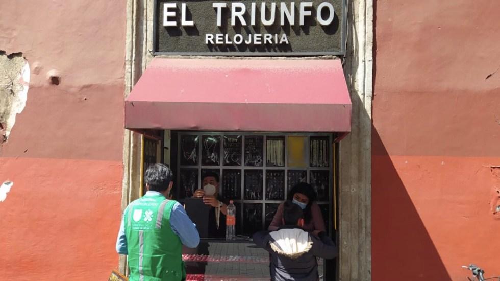 Guanajuato y Guerrero en Semáforo Rojo por COVID-19; Chiapas regresa a Verde - Foto de EFE