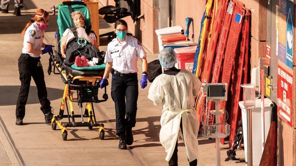 Estados Unidos alcanza 455 mil 555 muertos por COVID-19 y más de 26 millones de casos - Foto de EFE
