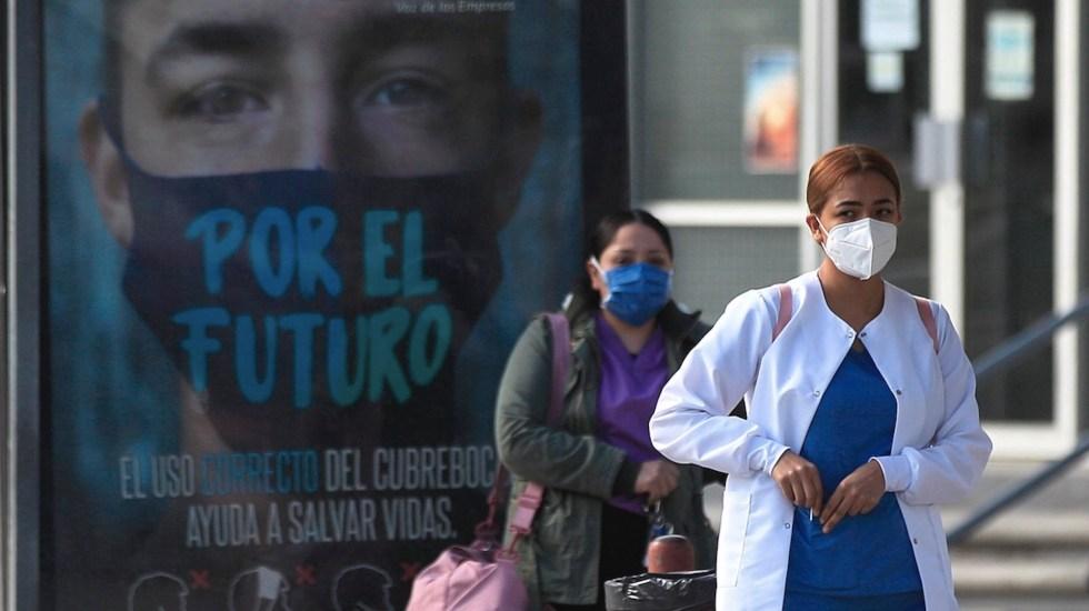 México supera los 1.9 millones de casos de COVID-19; acumula 164 mil 290 decesos totales - Foto de EFE