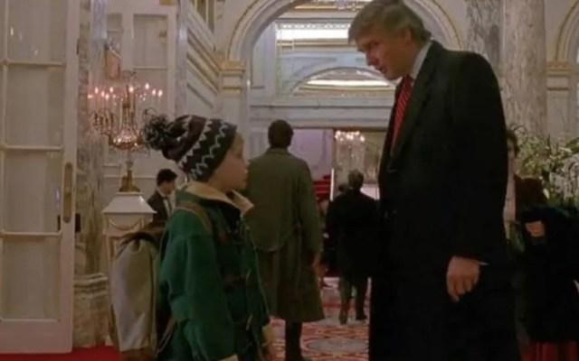 """""""Nunca han hecho nada por mí"""": Trump renuncia al Sindicato de Actores de Hollywood - Captura de pantalla"""