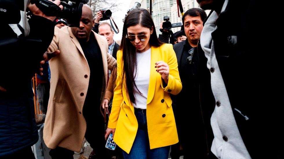 Emma Coronel se declarará culpable ante Justicia de EE.UU., reporta NYT - Foto de EFE