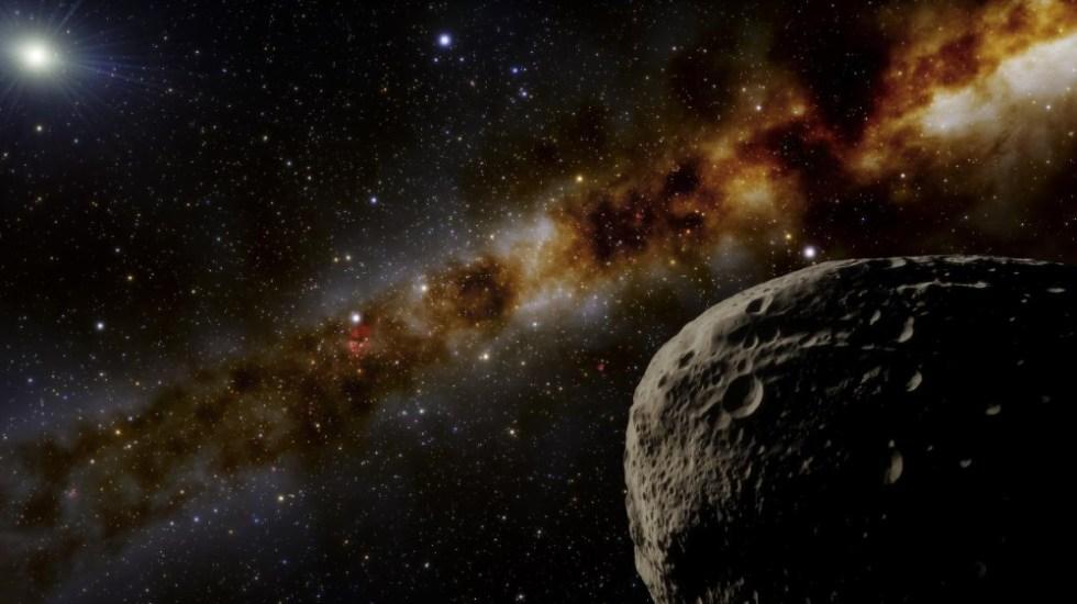 Confirman la existencia del objeto más distante conocido del Sistema Solar - Concepción artística de