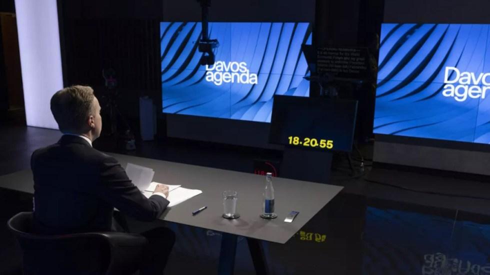 Aplazan por segunda vez el Foro de Davos; ahora se celebrará en agosto - Foto del Foro Económico Mundial