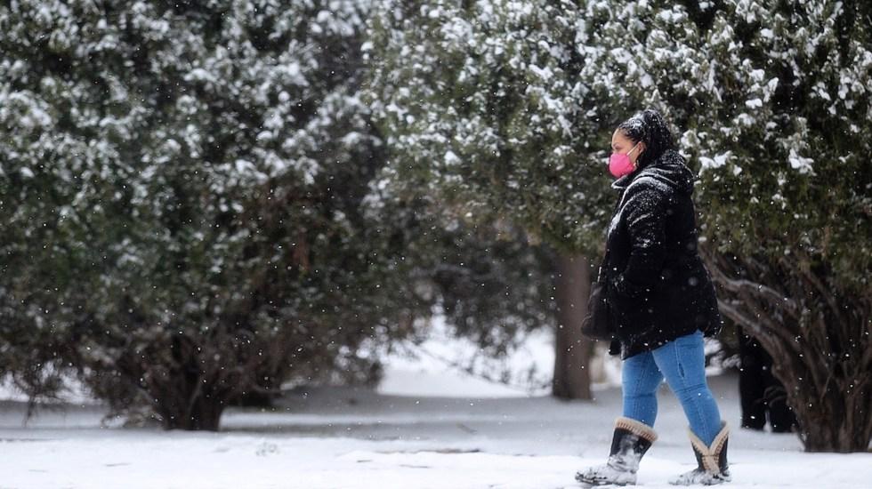 Contraste térmico en Hemisferio Norte podría provocar perturbaciones y climas extremos en México en próximos meses - Foto de EFE