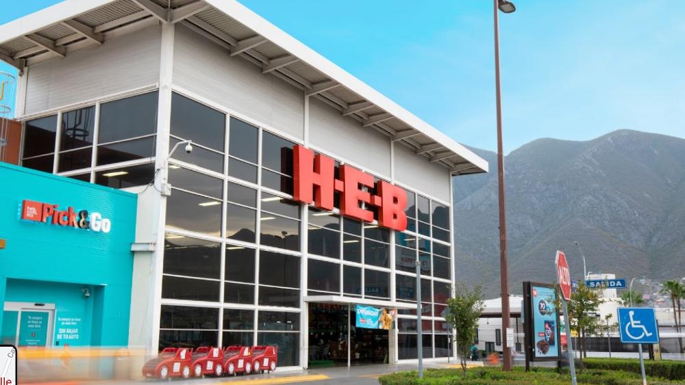 Por crisis de gas en el país, tiendas HEB mantienen reducción en producción de pan y tortillas - Foto de Google Maps