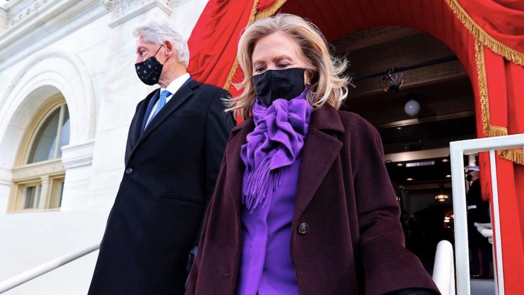 Hillary Clinton colaborará en libro político de ficción - Foto de EFE