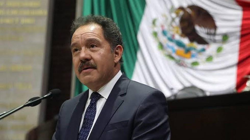 Morena reelige a Ignacio Mier como coordinador de bancada en Cámara de Diputados - diputados Ignacio Mier Velazco