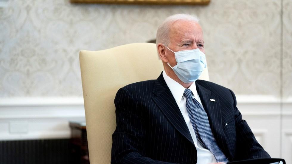 Biden retirará el apoyo de EE.UU. a la ofensiva liderada por Riad en Yemen - Joe Biden, presidente de EE.UU. Foto de EFE