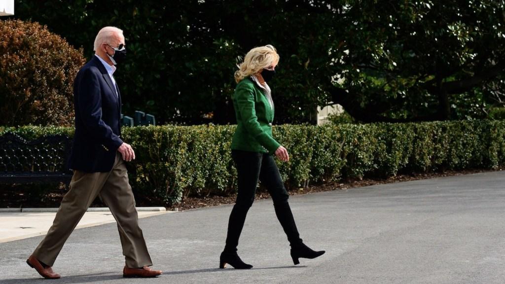 Joe Biden visita Texas tras temporal de nieve y bajas temperaturas - Foto de EFE