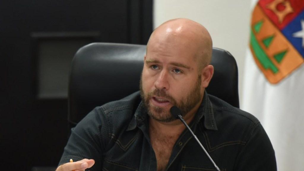 Destituye PVEM a director en Quintana Roo por vínculos con mafia rumana - José De la Peña Ruiz. Foto de @josedelapena12