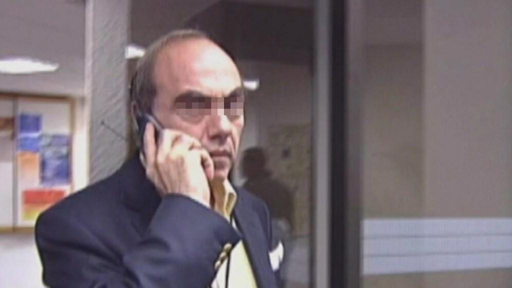 Defensa de Lydia Cacho solicita a Líbano cooperación para extraditar a Kamel Nacif - Kamel Nacif. Foto de Noticieros Televisa