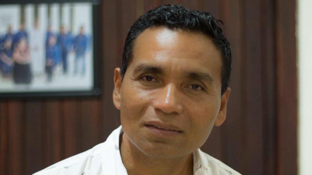 Asesinan al alcalde oaxaqueño de Chahuites, Leobardo Ramos - Leobardo Ramos Lázaro. Foto de Facebook