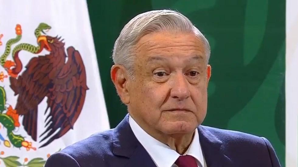 López Obrador esperará parte médico para vacunarse contra COVID-19 - Captura de pantalla