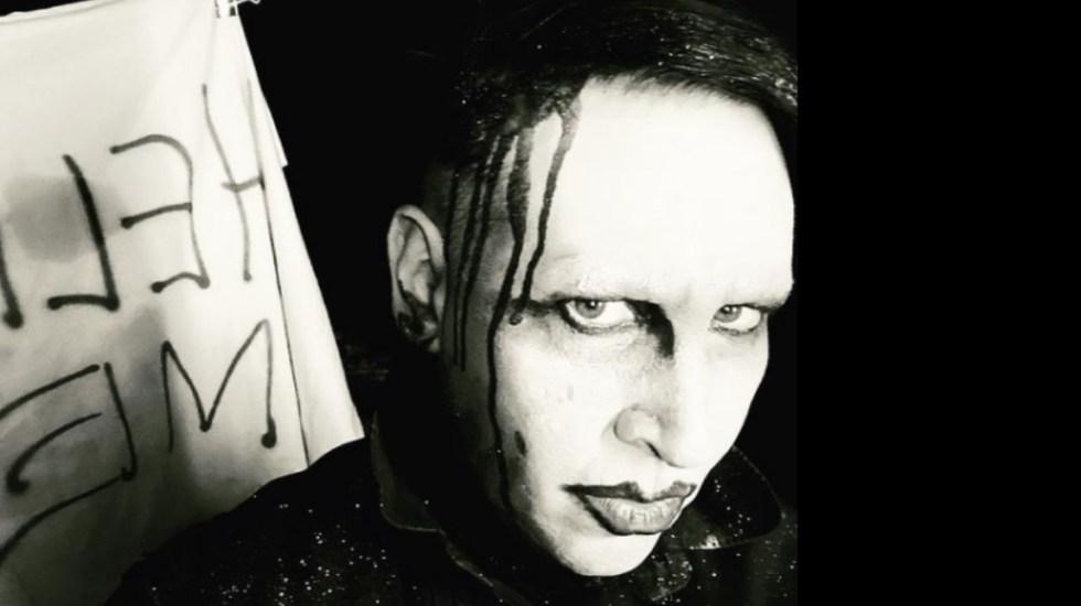 Policía investiga a Marilyn Manson tras señalamientos de abuso sexual - Marylin Manson