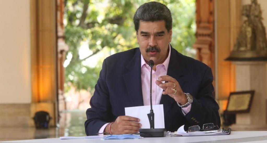Nicolás Maduro se vacunará contra COVID-19 en la primera semana de marzo - Nicolás Maduro Venezuela presidente