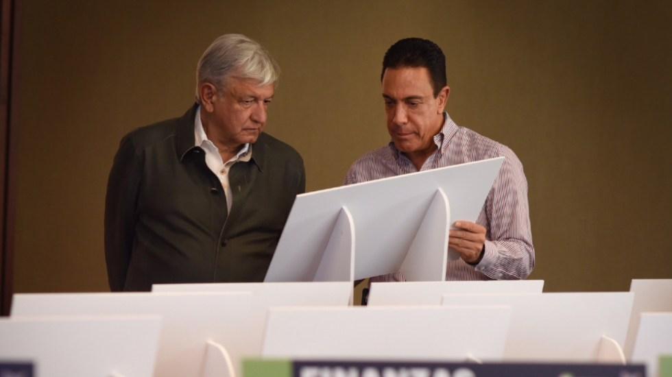 Omar Fayad, el segundo gobernador que se une al Acuerdo Nacional por la Democracia - Foto de lopezobrador.org.mx