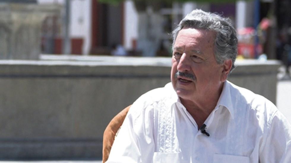 Murió Orso Arreola, promotor de la obra literaria de Juan José Arreola - Orso Arreola. Foto de Radio UAEM