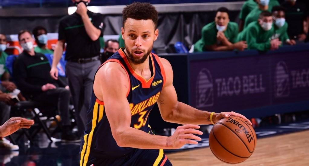 Jugadores de la NBA deberán utilizar cubrebocas KN95 o KF94 - Partido NBA Oakland