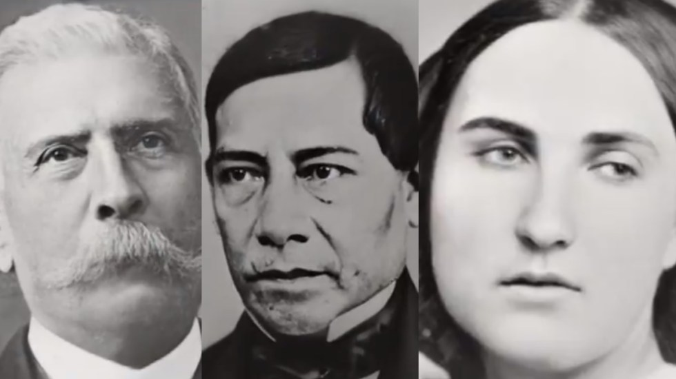 """Reviven"" con aplicación en línea a personajes históricos mexicanos - Personajes Historia de México aplicación"