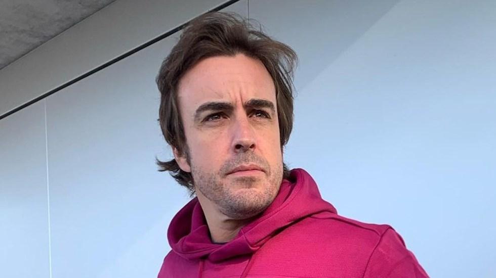 Dan de alta al piloto Fernando Alonso tras cirugía por atropello - Piloto Fernando Alonso de F1. Foto de @fernandoalo_oficial