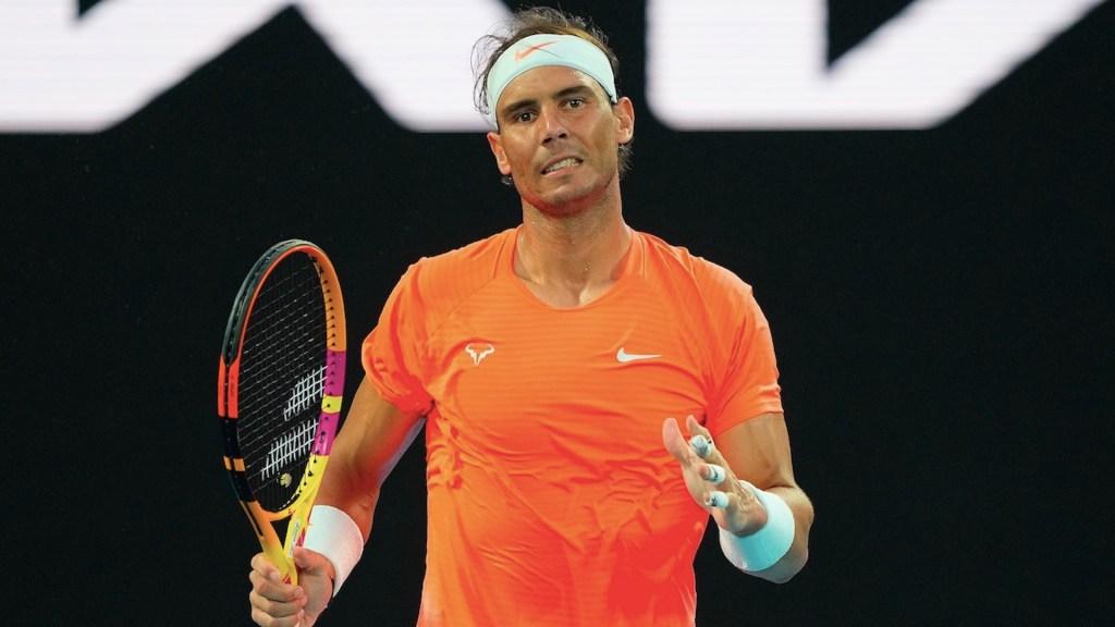Rafael Nadal no participará en torneo de Acapulco por problemas de salud - Foto de EFE