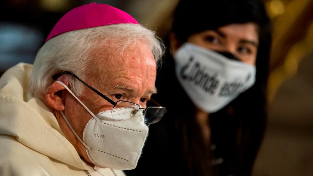 Equipo de obispo mexicano defensor de DD.HH., Raúl Vera, sufre tres agresiones en dos meses - Foto de EFE