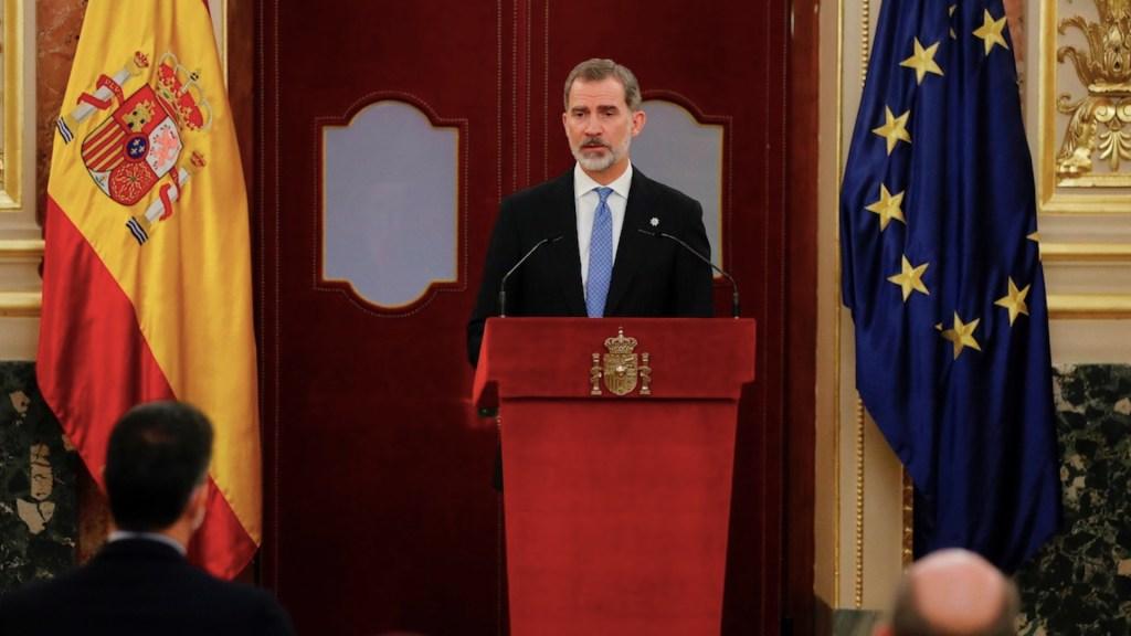 Felipe VI elogia firmeza y autoridad de Juan Carlos I durante el fallido golpe de Estado en 1981 - Foto de EFE