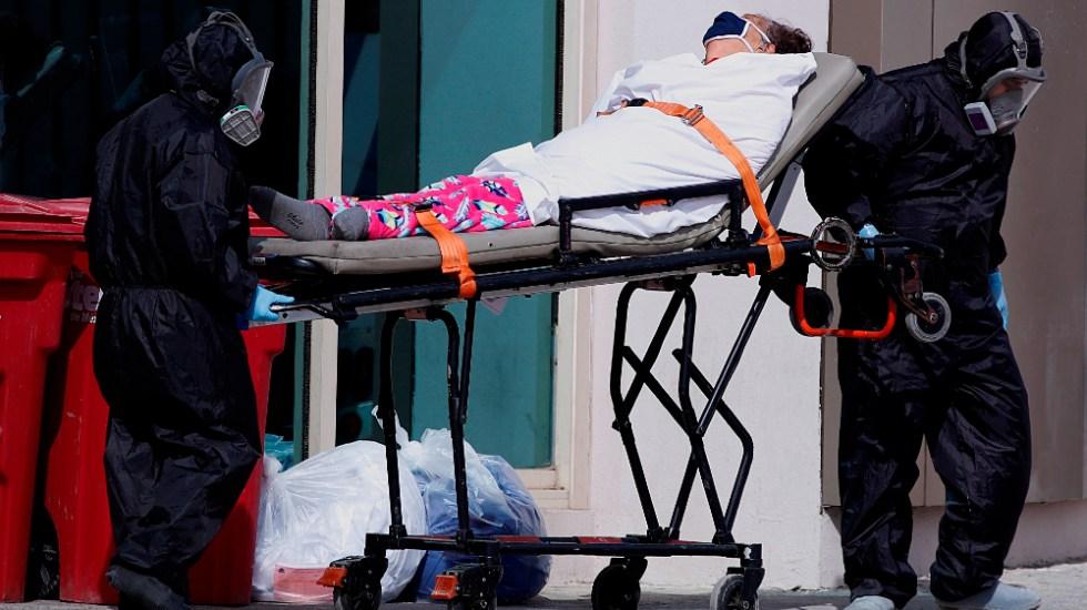 México supera las 185 mil muertes y los 2 millones 80 mil casos positivos de COVID-19