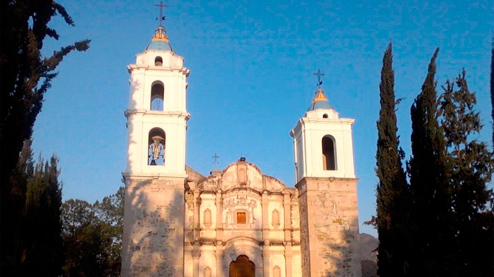 El municipio más pequeño de México, libre del COVID-19 - Santa Magdalena Jicotlán. Foto de @EmilioImper.