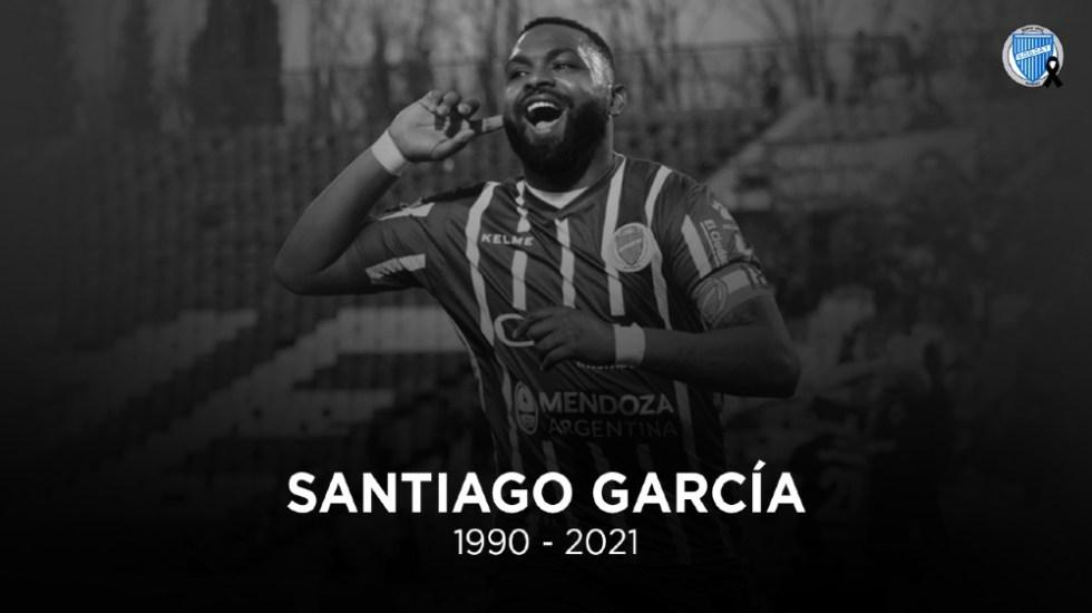 Hallan muerto al futbolista uruguayo Santiago 'Morro' García - Foto de Godoy Cruz