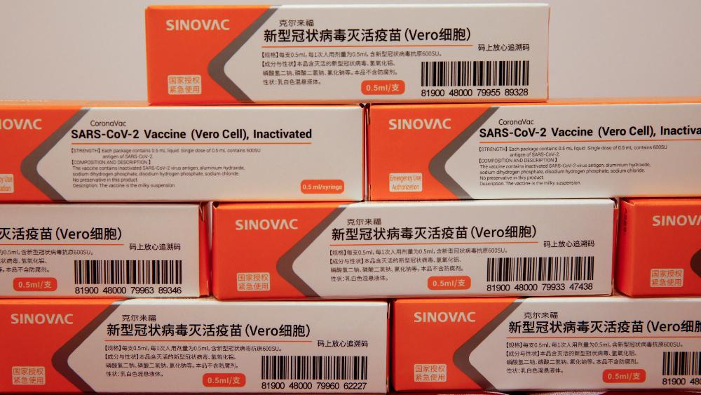 Vacunas de Sinovac contra COVID-19 podrán aplicarse este fin de semana