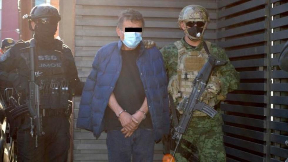 #Video Aseguran más de 800 kilogramos de cocaína durante cateo en Tlalpan - Foto de @OHarfuch