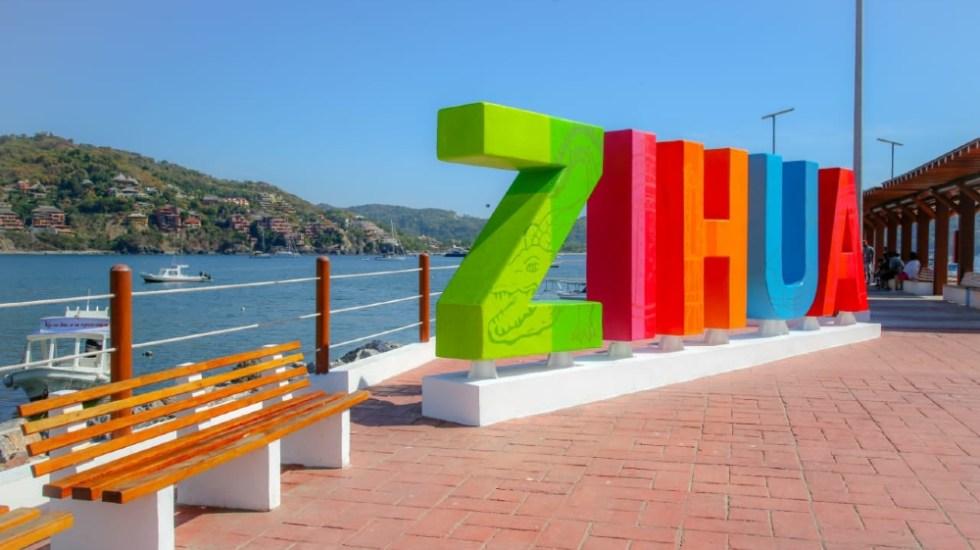 Ponen operativo especial contra COVID-19 en playas de Acapulco y Zihuatanejo - Foto de Gobierno de Guerrero