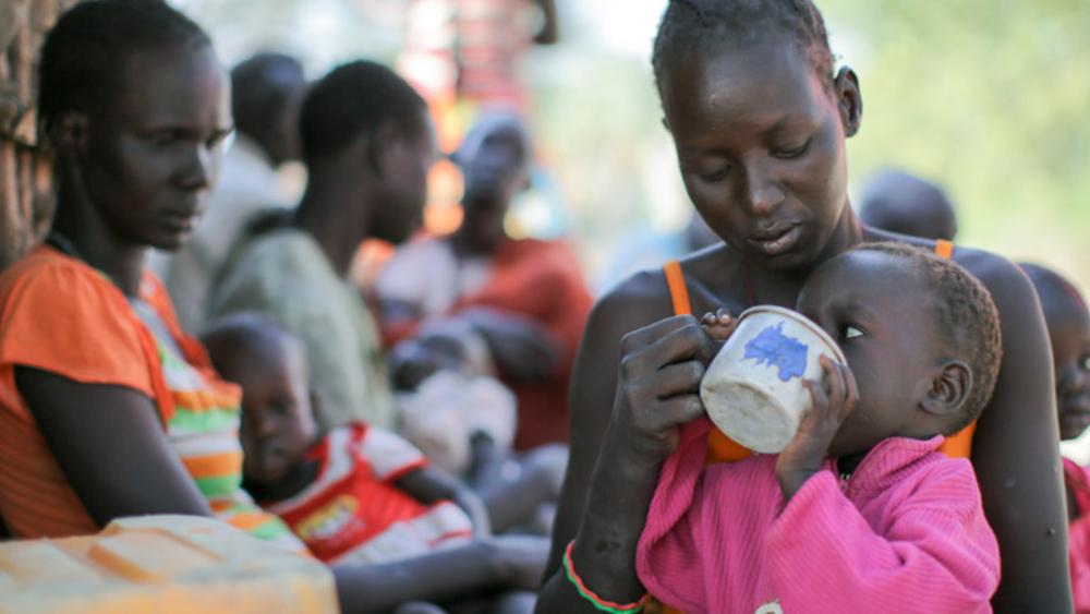 ONU advierte que 30 millones de personas están al borde de la hambruna - Foto de ACNUR