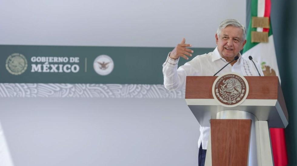 AMLO confía que Estados Unidos ayudará a México a tener más vacunas contra COVID-19 - AMLO Andrés Manuel López Obrador Presidente Jalisco 140320211